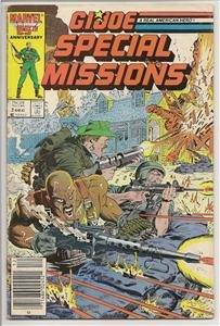 G.I. JOE A REAL AMERICAN HERO (SPECIAL MISSIONS) Vol. 1 No.2 December 1986