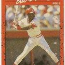 "ERIC DAVIS ""Cincinnati Reds"" 1990 #233 Donruss Baseball Card"