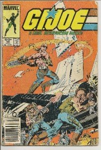 G.I. JOE A REAL AMERICAN HERO Vol. 1 No.30 Decembe 1984