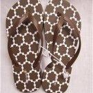 OLD NAVY Brown Flip-Flops~Wm's 5~New