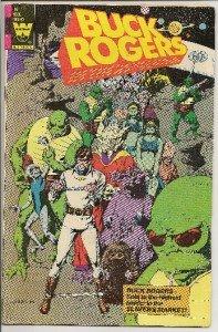 "BUCK ROGERS 1982 ""WHITMAN"" Comic Book"