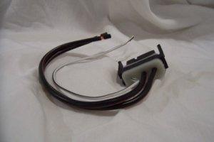 FORD Cars & Trucks Alternator Electrical Connector (Standard Motor Item #S542) New Item