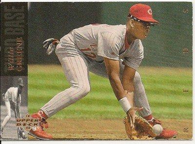 "WILLIE GREENE ""Cincinnati Reds"" 1994 #230 Upper Deck Baseball Card"