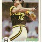 "GENE TENACE ""San Diego Padres"" 1979 #435 Topps Baseball Card"