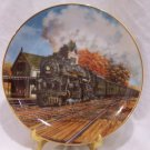 "GREAT AMERICAN TRAINS ""The Southwestern Limited""  Plate"