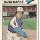 "BUZZ CAPRA ""Atlanta Braves"" 1977 #432 Topps Baseball Card"