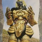 MIGHTY MORPHIN Power Rangers Card #79 Goldar