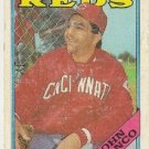"JOHN FRANCO ""Cincinnati Reds"" 1988 #730 Topps Baseball Card"
