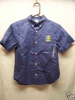 OLD NAVY~Boys Oxford S/S Shirt ~Blue~Size XXL/(16)~NWT