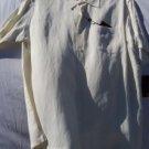 TASSO ELBA Silk Blend S/S Mens Shirt NWT
