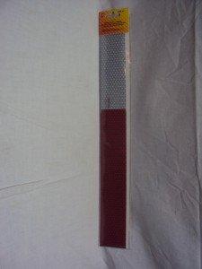 "Peterson 2"" Red White-4 Strip Kit - 465-4K NIP"