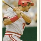 "DAVE MARTINEZ ""Cincinnati Reds"" 1993 #400 Upper Deck Baseball Card"