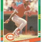 "HERM WINNINGHAM ""Cincinnati Reds"" 1991 #695 Donruss Baseball Card"