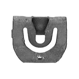 General Motors OE#4533699 1965/ON Rear Window Reveal Moulding Clip (50 Qty)