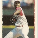 "HECTOR CARRASCO ""Cincinnati Reds"" 1995 #447 Topps Baseball Card"