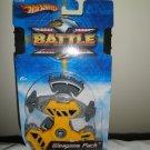 HOT WHEELS Battle Weapons Pack G8300-DE1XA-0910
