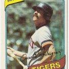 "AURELIO RODRIGUEZ ""Detroit Tigers"" 1980 #468 Topps Baseball Card"
