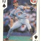 "ROB DIBBLE ""Cincinnati Reds"" 1991 All-Stars U.S. Playing Card"
