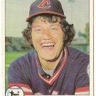 "JIM KERN ""Cleveland Indians"" 1979 #573 Topps Baseball Card"