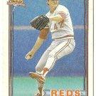 "RICK MAHLER ""Cincinnati Reds"" 1991 #363 Topps Baseball Card"