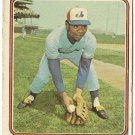 "RON WOODS ""Montreal Expos"" 1974 #377 Topps Baseball Card"
