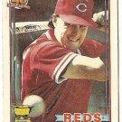 """HAL MORRIS """"Cincinnati Reds"""" 1991 #642 Topps Baseball Card"""