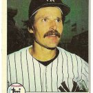 "PAUL LINDBLAD ""New York Yankees"" 1979 #634 Topps Baseball Card"