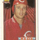 "BILL DORAN ""Cincinnati Reds"" 1991 #577 Topps Baseball Card"
