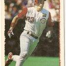 """HAL MORRIS """"Cincinnati Reds"""" 1994 #27 Topps Baseball Card"""