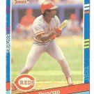 "MARIANO DUNCAN ""Cincinnati Reds"" 1991 #309 Donruss Baseball Card"