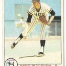 "BERT BLYLEVEN ""Pittsburgh Pirates"" 1979 #308 Topps Baseball Card"