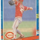 "SCOTT SCUDDER ""Cincinnati Reds"" 1991 #265 Donruss Baseball Card"