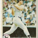 "GARY THOMASSON ""New York Yankees"" 1979 #387 Topps Baseball Card"