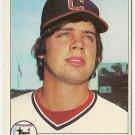"TED COX ""Cleveland Indians"" 1979 #79 Topps Baseball Card"