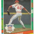 "JACK ARMSTRONG ""Cincinnati Reds"" 1991 (ALL-STAR GAME PERFORMANCE) #439 Donruss Baseball Card"