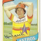 "KEN FORSCH ""Houston Astros"" 1980 #642 Topps Baseball Card"