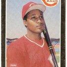 "HERM WINNINGHAM ""Cincinnati Reds"" 1989 #435 Donruss Baseball Card"