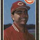 "JOHN FRANCO ""Cincinnati Reds"" 1989 #233 Donruss Baseball Card"