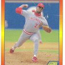 "JOSE RIJO ""Cincinnati Reds"" 1992 #43 Score Superstar Baseball Card"