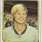"JERRY REUSS ""Pittsburgh Pirates"" 1974 #116 Topps Baseball Card"
