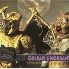MIGHTY MORPHIN Power Rangers Fleer '95 Ultra Card #17 Goldar & Mordant