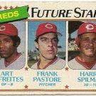 1980 CINCINNATI REDS FUTURE STARS #677 Topps Baseball Card