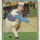 "ADRIAN DEVINE ""Atlanta Braves"" 1974 #614 Topps Baseball Card"