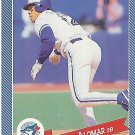 "ROBERTO ALOMAR ""Toronto Blue Jays"" 1993 #14 Hostess Baseball Card"