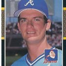 "ED OLWINE ""Atlanta Braves"" 1987 #560 Donruss Baseball Card"