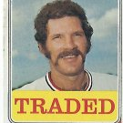 "BOB JOHNSON ""Cleveland Indians"" 1974 #269 Topps Baseball Card"