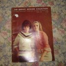 Bernat Mohair Vintage Knitting Pattern Book Booklet 63