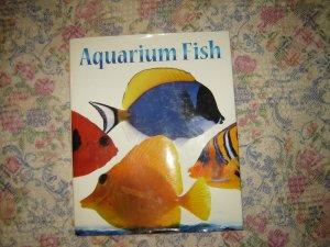 Aquarium Fish Book Freshwater Saltwater Marc Laddone