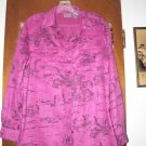 Womens Chicos Shirt Asian Pink 1