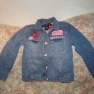 Baby Phat Girlz Girls Jean Denim Jacket 5/6 5 6
